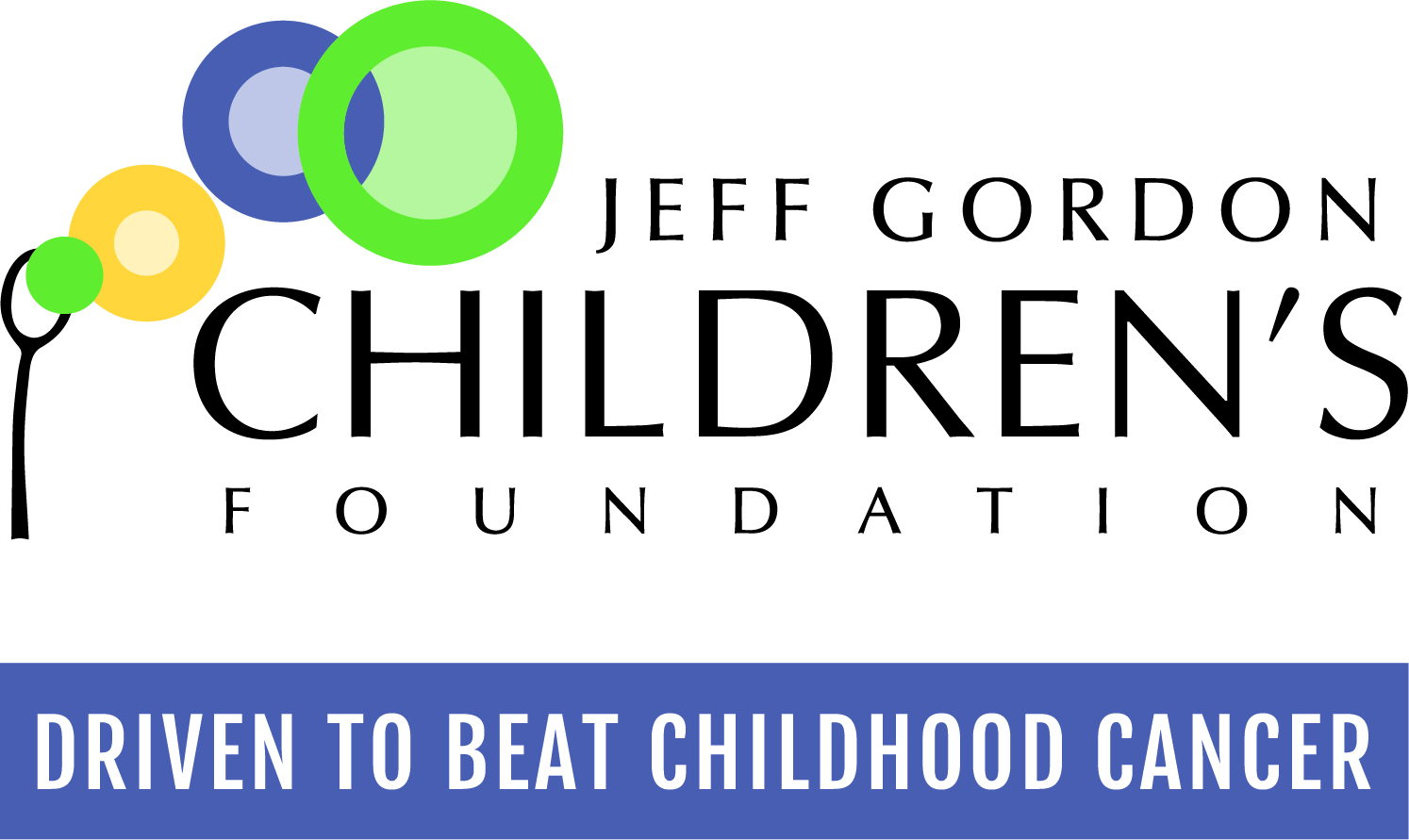 Jeff Gordon Children's Foundation logos