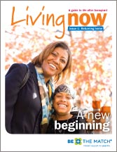 Living now issue one