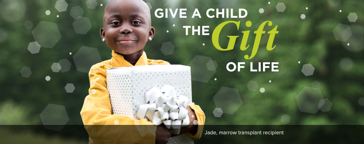 Jade - Give a child the gift of life
