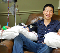 Jeff, PBSC donor