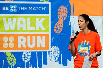 Walk run event